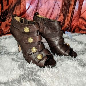 Coach Brandie ankle boots